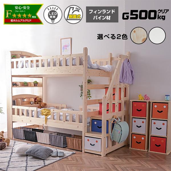 二段ベッド セルフィー